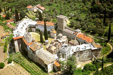 Manastirea Hilandar