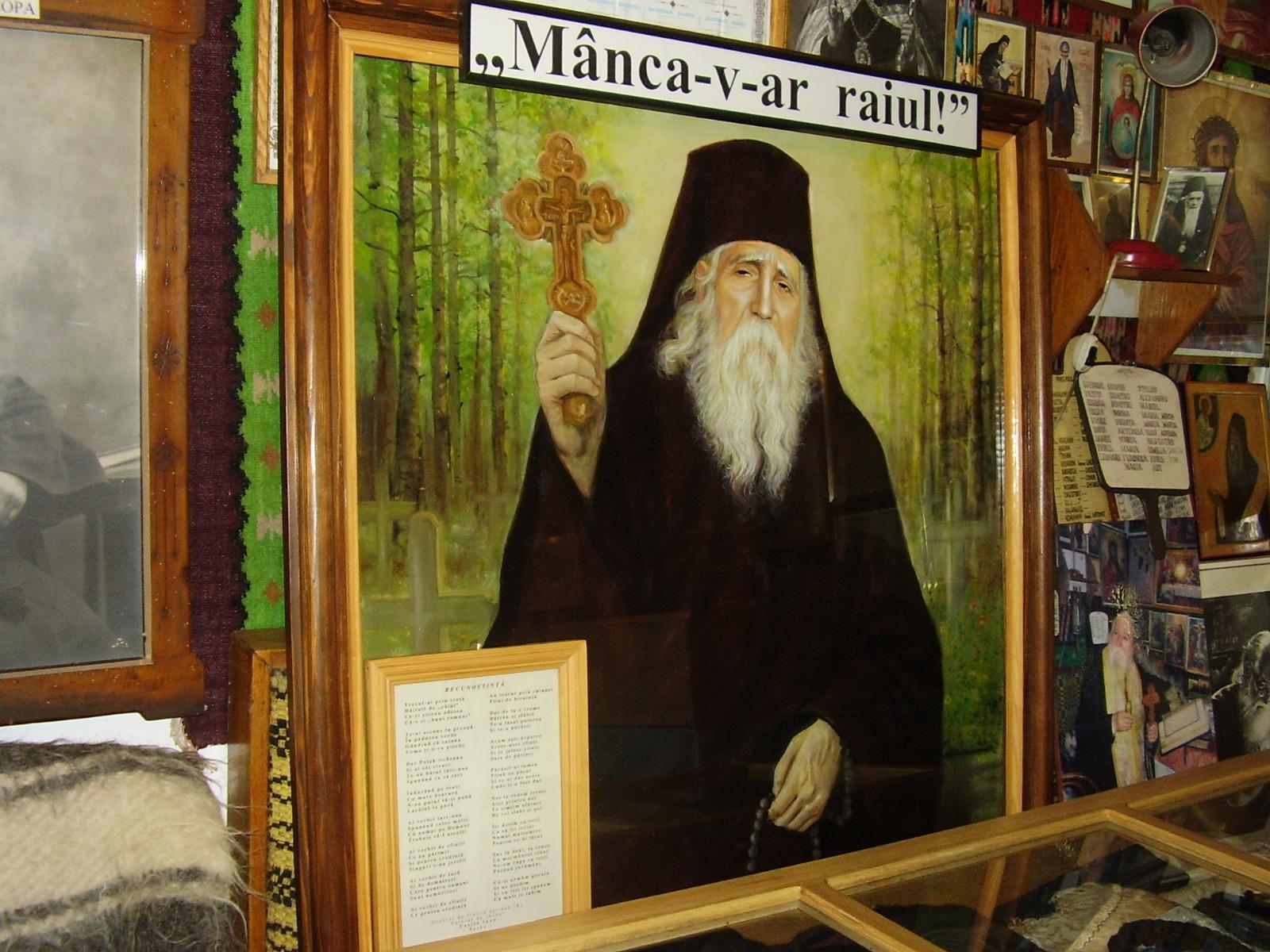 Pr. Ilie Cleopa