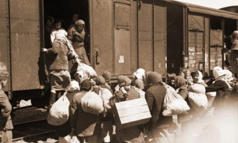 Deportarile romanilor basarabeni in Siberia