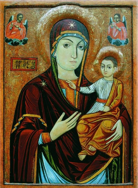 icoana-maica-domnului-manastirea-nicula