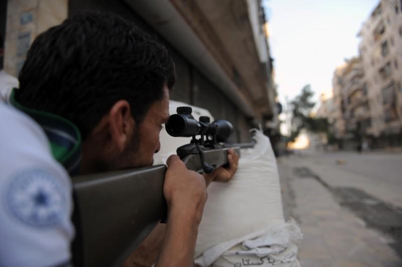 Lunetist Siria