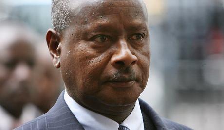 Presedintele Ugandei