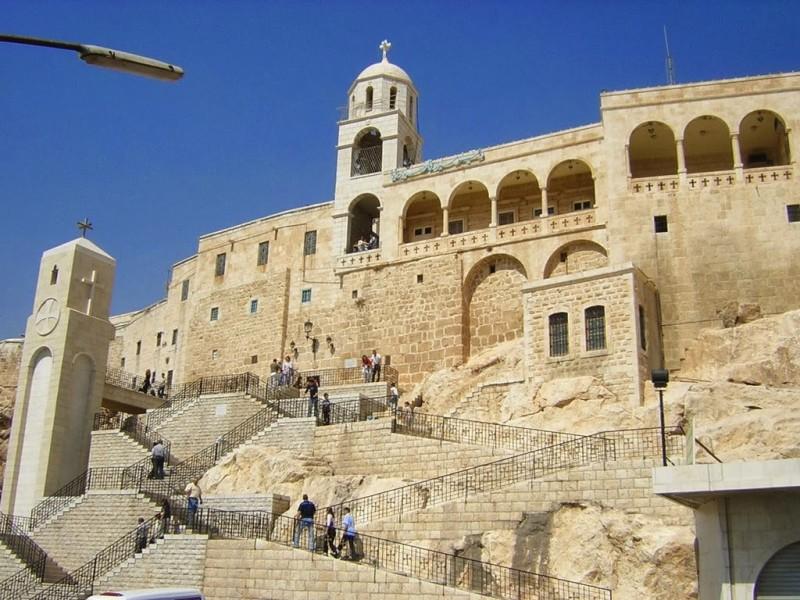 manastirea saydnaya