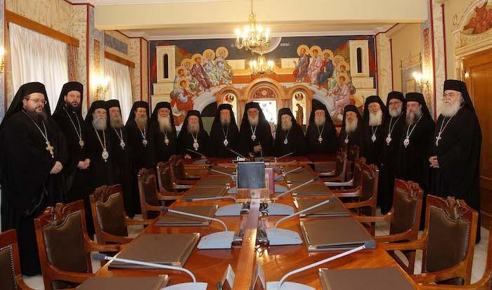 Biserica Ortodoxă a Greciei