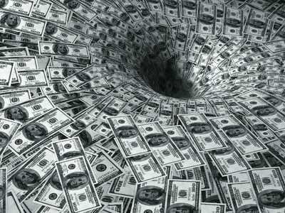 dolari-gaura-neagra-shutterstock