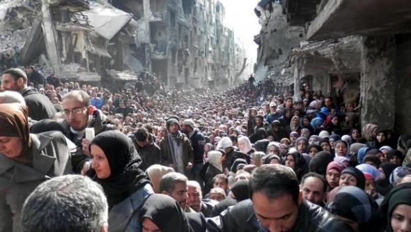 Foamete in Siria98755