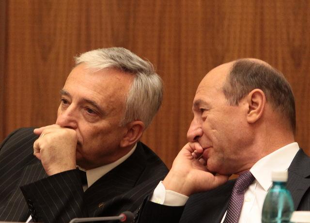 Basescu-Isarescu