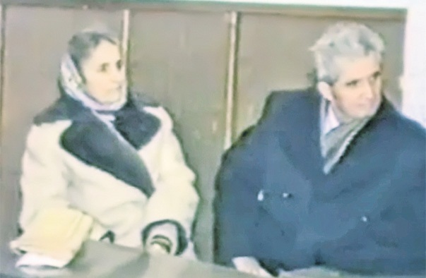 Ceausescu Nicolae si Elena