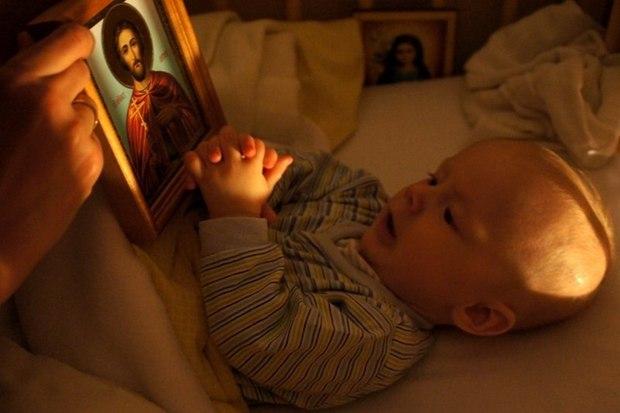 Copil credincios