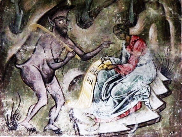 Inselaciunea diavoleasca