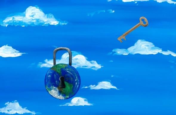 cheia cerului