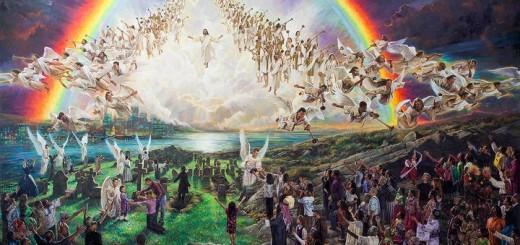 A doua venire a Mantuitorului Iisus Hristos