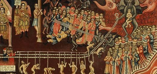 Judecata de Apoi si iadul
