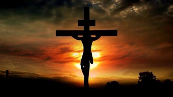 hristos pe cruce