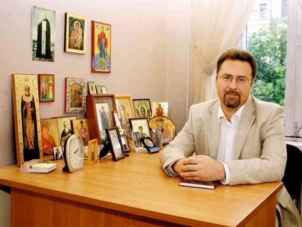 Dr. Dmitri Aleksandrovici Avdeev