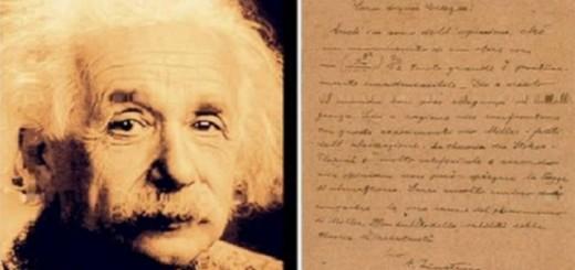 Albert Einstein: DUMNEZEU A CREAT LUMEA cu cea mai mare eleganță și inteligență