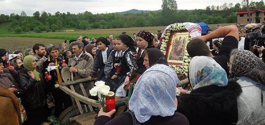 """Aducerea icoanei Maicii Domnului """"Pantanassa"""" la Şinca Nouă, jud. Brașov"""