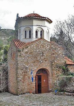 Mănăstirea Néa Moní din Hios