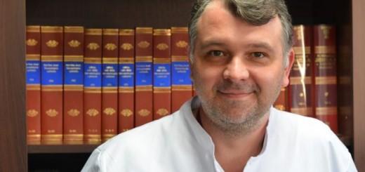 Neurochirurgul Bogdan Iliescu