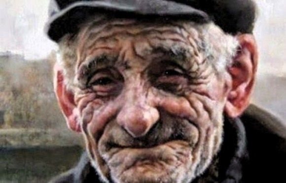 bătrân