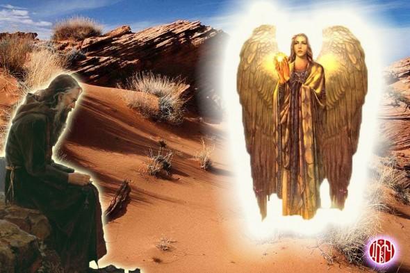 μοναχός άγγελος