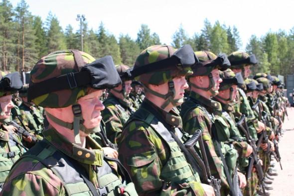armata finlanda