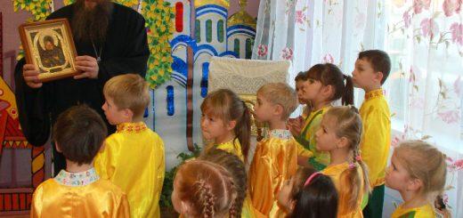 copii-preot-biserica-icoana