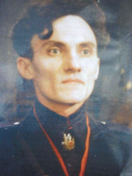 FOTO: Dragoș Pâslaru - în rolul lui Horia Sima
