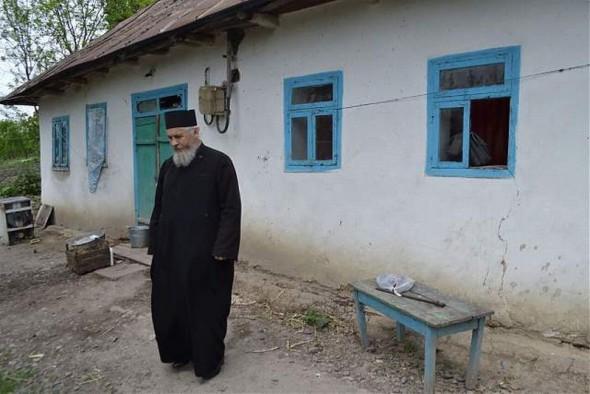 preot Vasile Găină