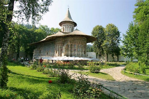 biserica manastire