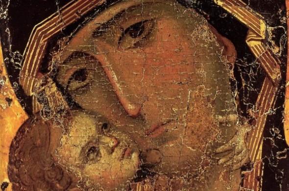 icoana Maicii Domnului de la Vladimir