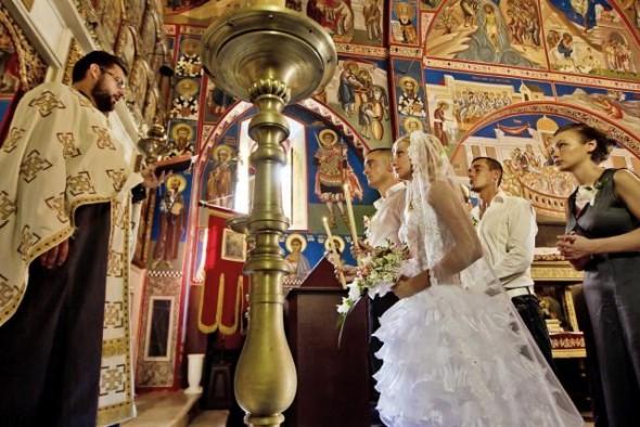 soti casatorie biserica nunta