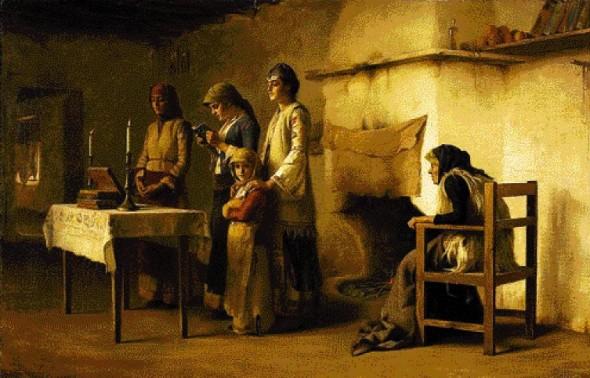 familie rugaciune