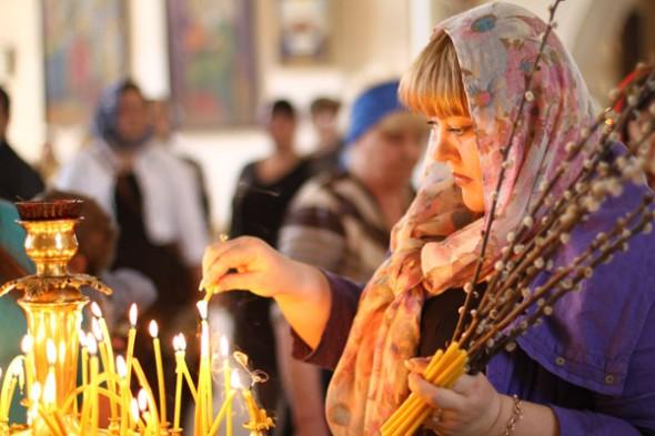 rugaciune lumanare biserica