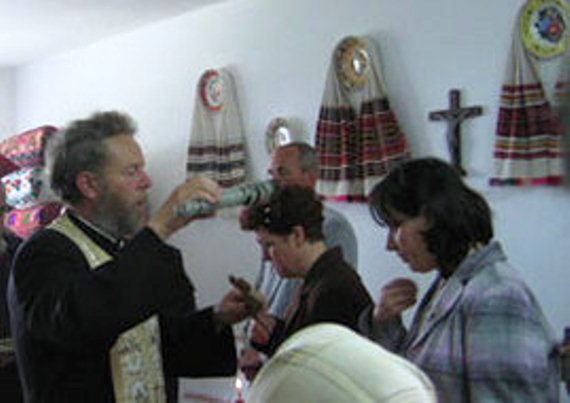 sfestanie sfintirea casei