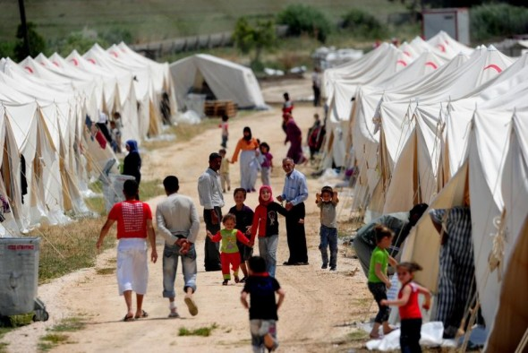 Refugiati sirieni in Turcia