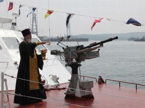 Презентация новых катеров береговой охраны Пограничного УФСБ РФ по Приморскому краю
