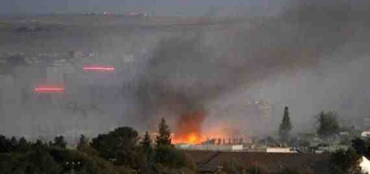 Siria damasc bombe