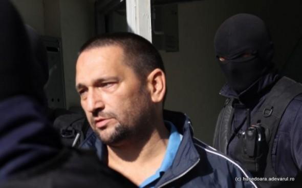 În 2013, Traian Berbeceanu a fost reţinut şi pus sub acuzare. FOTO: Daniel Guţă. ADEVĂRUL.