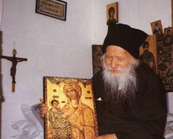 Părintele Porfirie – Viaţa şi cuvintele