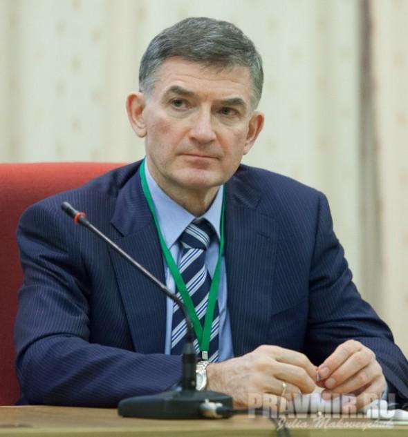 mihail strikhanov rector institutul de fizica atomica