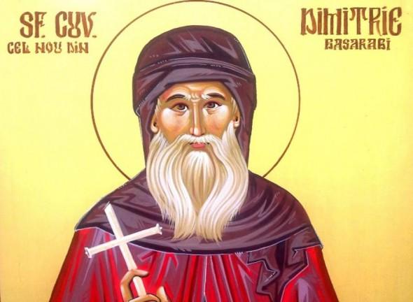 Sfantul Dimitrie Basarabov, ocrotitorul Bucurestilor