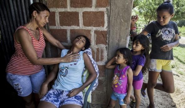 COLOMBIA-HEALTH-VACCINE-PAPILLOMAVIRUS