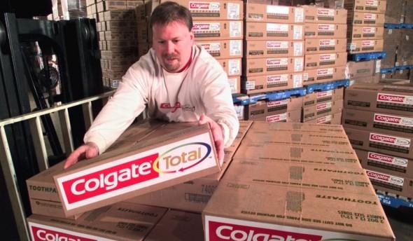 COLGATE'S LARGEST PRODUCT LAUNCH
