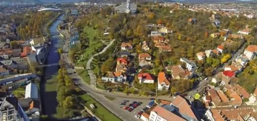 Cluj-Napoca. Foto: Captură YouTube