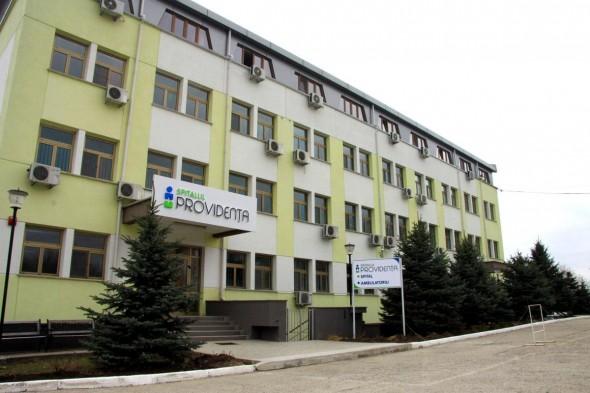 FOTO: Spitalul Providenta din Iasi, construit de Mitropolia Moldovei si Bucovinei
