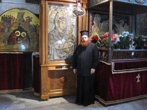 Icoana Maicii Domnului din Betleem - Vitleemitissa