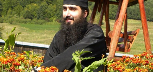 Ieromonah Hrisostom Filipescu