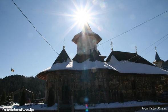 Manastirea Petru Voda a Parintelui Justin Parvu Marturisitorul