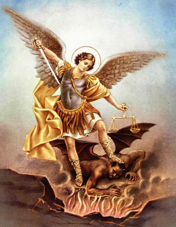 Sfântul Arhanghel Mihail